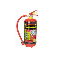4 Kg ABC Stored Pressure Fire Extinguishers