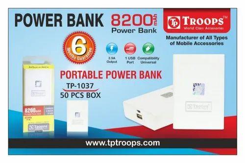 Troops Tp-1112 13000 Mah Power Bank