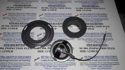 Round Inspection Plugs