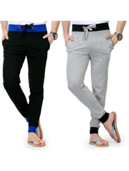 Fantastica Mens Cotton Lycra or Rib Sports Wear Polyester Trousers, Length: 32 to 40