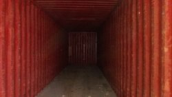 40 Ft Marine ISO Cargo Shipping Container