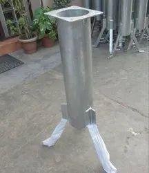 Extra Deepwell Hand Pump Three Leg Pedestal