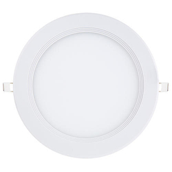 Cool White 7 W LED Round Panel Light