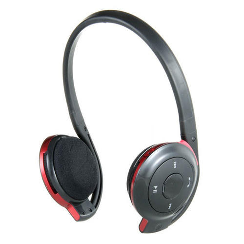 89213d95acf Black & Red Mobile Bluetooth Headphone, Rs 400 /piece, SMJ Traders ...