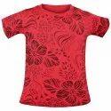 Luke and Lilly Boys Cotton Half Sleeve Round Neck Printed Tshirt