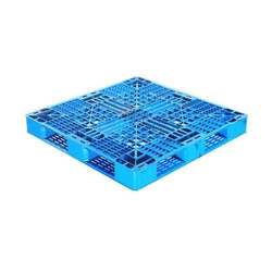 Blue Injection Moulding Pallets