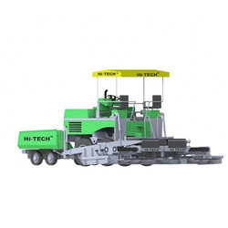 Hi Tech Automatic Road Paver Finisher
