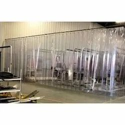 Food Grade PVC Strip Curtain