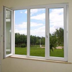 UPVC Swinging Doors