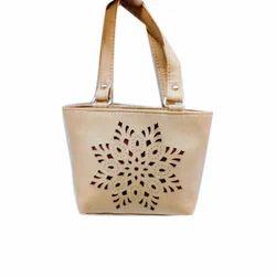 PU Ladies Fancy Hand Bag