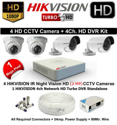 ce7ee27e7 Product Image. Hikvision HD CCTV Cameras