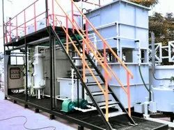 Prefabricated Packaged STP Plant, Capacity: 100 m3/day