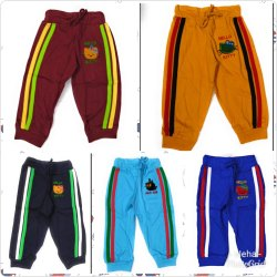 Kids Capri 3/4th Pants
