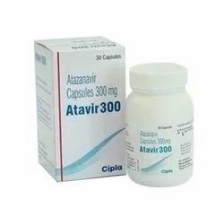 Atazanavir 300 Mg Capsule