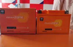 Power Zone Two Wheeler Battery, For Bike