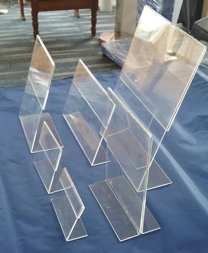 Transparent Acrylic Table Tops