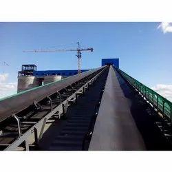 Three Roller Belt Conveyor