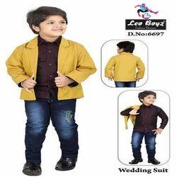Boys Kids Wedding Suit
