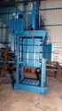 Used Clothes Lifting Chamber Baling Machine