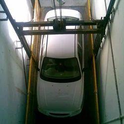 Hydraulic Car Elevators