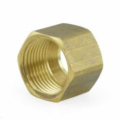 Gold And Silver Brass Nut