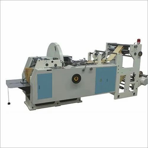 Carry Bag Automatic Paper Bag Making Machine