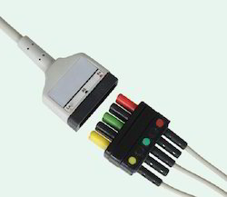 Detachable ECG Cable