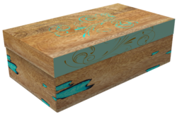 Wood Decorative Boxes
