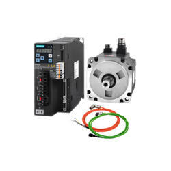 Three Phase Siemens Servo Motors And Drives, 220 V