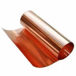 Beryllium Copper Foil ( BeCu )