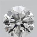 1.00ct Lab Grown Diamond CVD G VS2 Round Brilliant Cut IGI Crtified Type2A