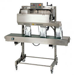 Horizontal Continuous Pouch Sealer