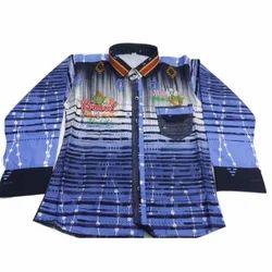 Boys Full Sleeve Shirt