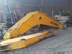Hyundai Excavator R-210 Boom and Stick Attachment