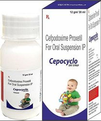 Cepocyclo Dry Syrup