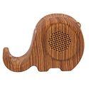 Wooden Elephant Shape Wireless Bluetooth Speaker