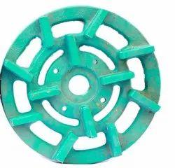 Abrasive Metal Disc For Stone Slab Grinding
