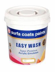 Interior Paint - Surfa Easy Wash - Premium Interior Emulsion Paint