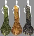 Bridal Wear Jacquard Silk Rich Pallu Saree