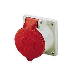 3451 Panel Mounted Industrial Socket Receptacle