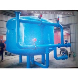 Cast Iron Water Treatment System, Filtration Capacity: 200 Kg