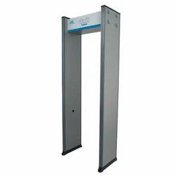 Single Zone Standard Walk Through Metal Detector