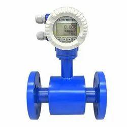 Industrial Sewage Liquid 4-20ma Water Flow Meter