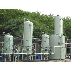 Industrial Demineralization Water Treatment Plant