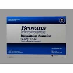 Brovana Inhalation