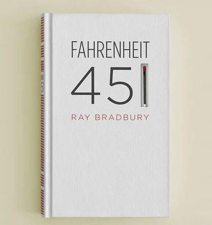 fahrenheit 451 by ray bradbury book indawn kolkata id 18671732288
