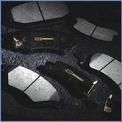 Disc Brake Pad - 4 Wheeler