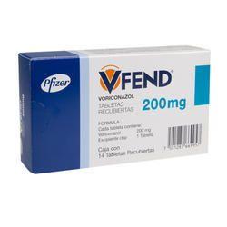 Voriconazol Tablets