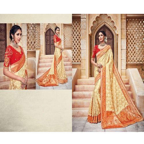 Digital Printed Fancy Party Wear Saree