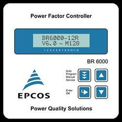 BR 6000 Power Factor Controller